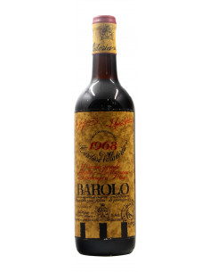 Barolo 1968 VILLADORIA GRANDI BOTTIGLIE