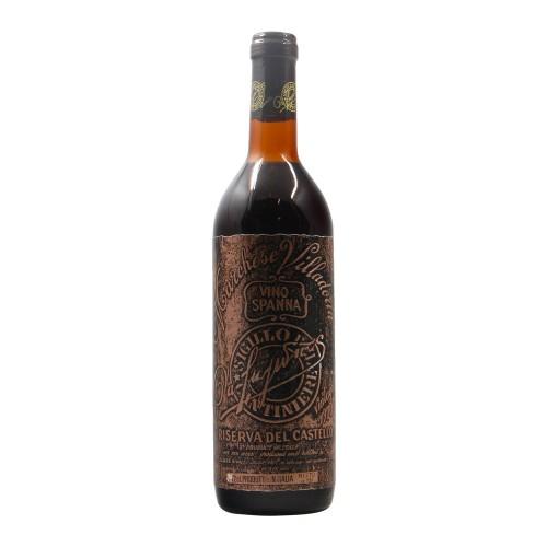 SPANNA RISERVA DEL CASTELLO 1970 VILLADORIA Grandi Bottiglie