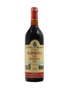 marchesi di baroloBARBERA D'ALBA (1979)