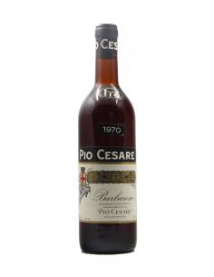 BARBARESCO CLEAR COLOR 1970 PIO CESARE Grandi Bottiglie