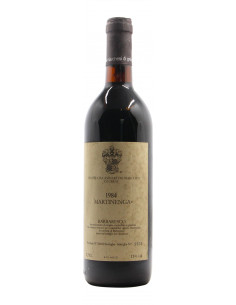 BARBARESCO MARTINENGA 1984 MARCHESI DI GRESY GRANDI BOTTIGLIE