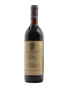 BARBARESCO MARTINENGA 1984 MARCHESI DI GRESY Grandi Bottiglie