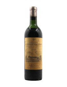 CHATEAU LA MISSION HAUT BRION 1958 CHATEAU LA MISSION HAUT