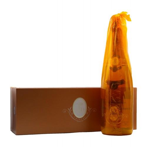 Champagne cristal rose 2006 Louis Roederer Grandi bottiglie