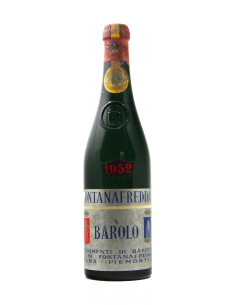 BAROLO CLEAR COLOUR LOW LEVEL 1953 MIRAFIORE GRANDI BOTTIGLIE