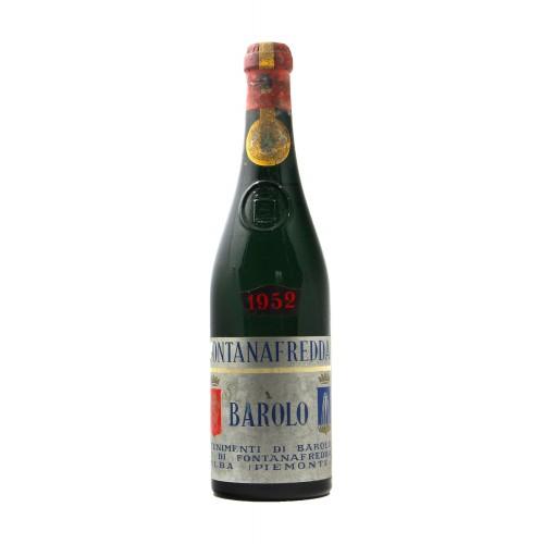 BAROLO CLEAR COLOUR LOW LEVEL 1953 MIRAFIORE Grandi Bottiglie