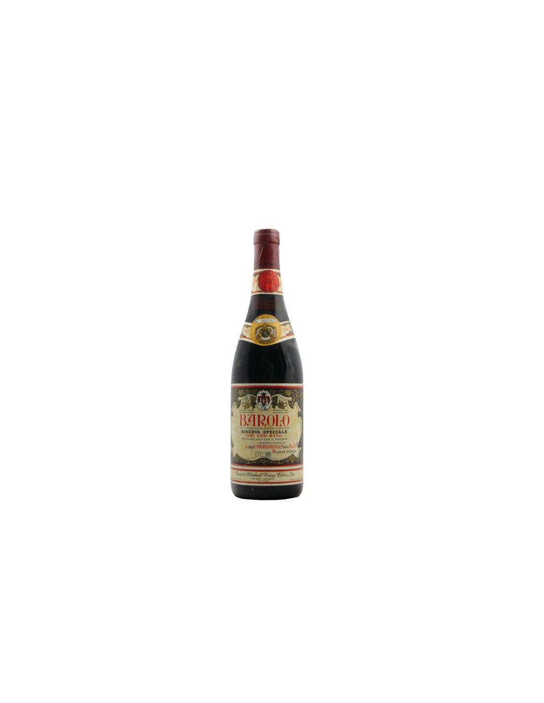 BAROLO 1965 CALISSANO Grandi Bottiglie