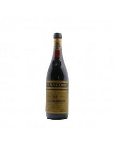 BARBARESCO RISERVA SPECIALE 1974 FRANCONE Grandi Bottiglie