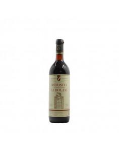 REFOSCO DAL PEDUNCOLO ROSSO 1982 TENUTE CA' BOLANI Grandi Bottiglie