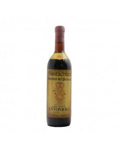 SPANNA SANTACHIARA 1975 ANTONIOLO MARIO Grandi Bottiglie