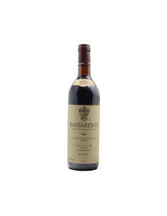 BARBARESCO MARTINENGA 1976 MARCHESI DI GRESY GRANDI BOTTIGLIE