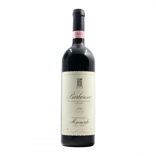BARBARESCO 1997 MAINERDO Grandi Bottiglie