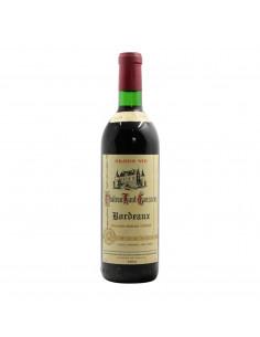 BORDEAUX 1968 CHATEAU HAUT GAUSSENS Grandi Bottiglie