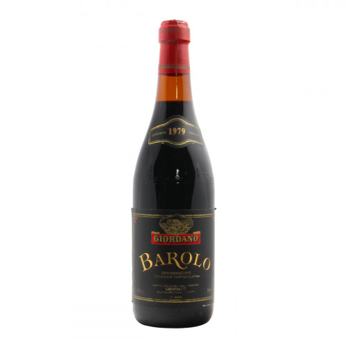Barolo 1979 GIORDANO