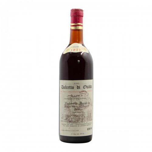 DOLCETTO D'OVADA 1979 PESTARINO AGOSTINO Grandi Bottiglie