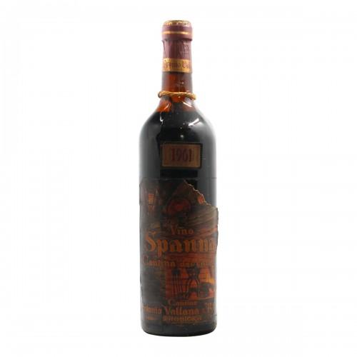 SPANNA CANTINA DEL CAMINO 1961 ANTONIO VALLANA Grandi Bottiglie