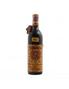 SPANNA CASTELLO S. LORENZO 1961 ANTONIO VALLANA Grandi Bottiglie