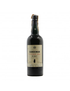 sandeman VINTAGE PORT BOTT 1968 CLEAR COLOUR (1966)