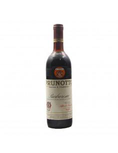 BARBARESCO RISERVA 1983 PRUNOTTO Grandi Bottiglie