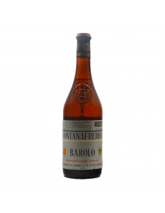 fontanafredda BAROLO CLEAR COLOUR (1969)