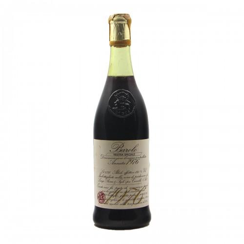 BAROLO RISERVA SPECIALE 1976 LUIGI BOSCA Grandi Bottiglie