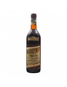 GRUMELLO 1974 ENOLOGICA VALTELLINESE Grandi Bottiglie