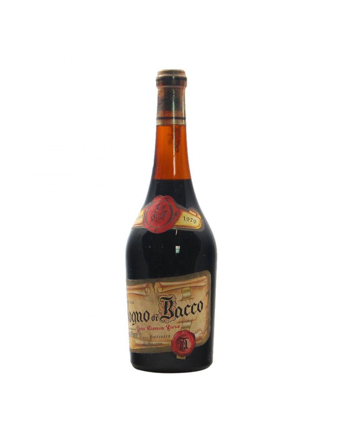 SOGNO DI BACCO RISERVA 1970 UMBERTO FIORE Grandi Bottiglie