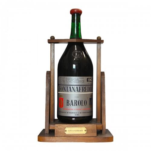 BAROLO 3,78L 1962 FONTANAFREDDA GRANDI BOTTIGLIE