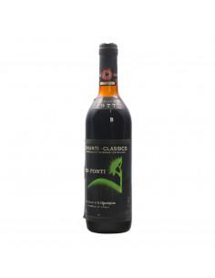 CHIANTI CLASSICO 1977 LE CHIANTIGIANE Grandi Bottiglie