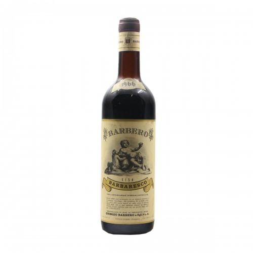 BARBARESCO 1966 BARBERO Grandi Bottiglie