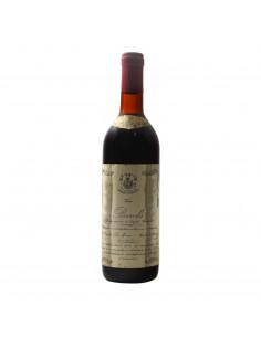 BAROLO RISERVA 1973 DE MARIA Grandi Bottiglie
