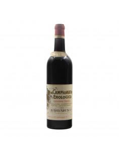 BARBARESCO CAMPIONATO ENOLOGICO 1965 PAROLA Grandi Bottiglie