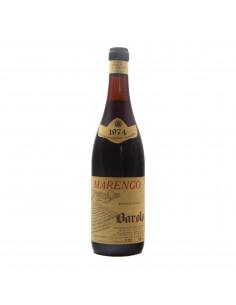 BAROLO 1974 MARENGO STEFANO Grandi Bottiglie