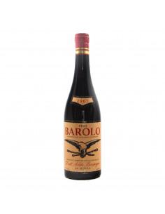 BAROLO 1967 ALDO BORGOGNO Grandi Bottiglie