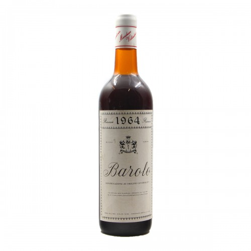 BAROLO RISERVA 1964 VILLADORIA Grandi Bottiglie