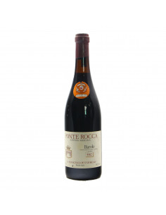 pittatello Barolo Ponte Rocca Brunate (1980)