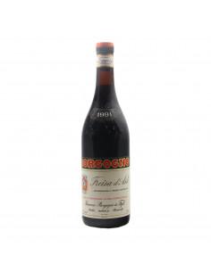 FREISA D'ASTI 1991 BORGOGNO GIACOMO Grandi Bottiglie