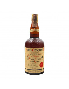 King Edward Old Blended Specially Selected Scotch Whisky Matured In Bond 43Gr