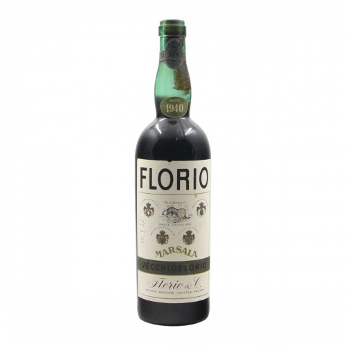 MARSALA 1940 FLORIO GRANDI BOTTIGLIE