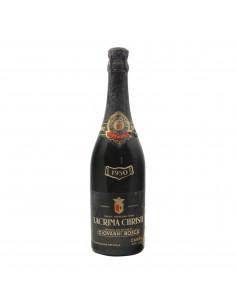 LACRIMA CHRISTI SPUMANTE 1950 GIOVANNI BOSCA Grandi Bottiglie