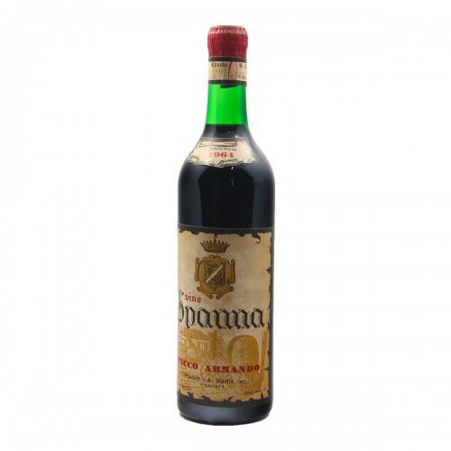 SPANNA 1964 PICCO Grandi Bottiglie