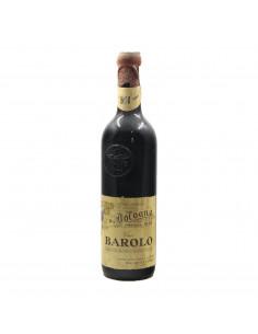 BAROLO GRAN RISERVA 1964 PINBOLOGNA Grandi Bottiglie