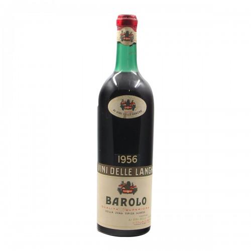 BAROLO 1956 CANTINA VINI DELLE LANGHE COLLA FILIBERTO Grandi Bottiglie