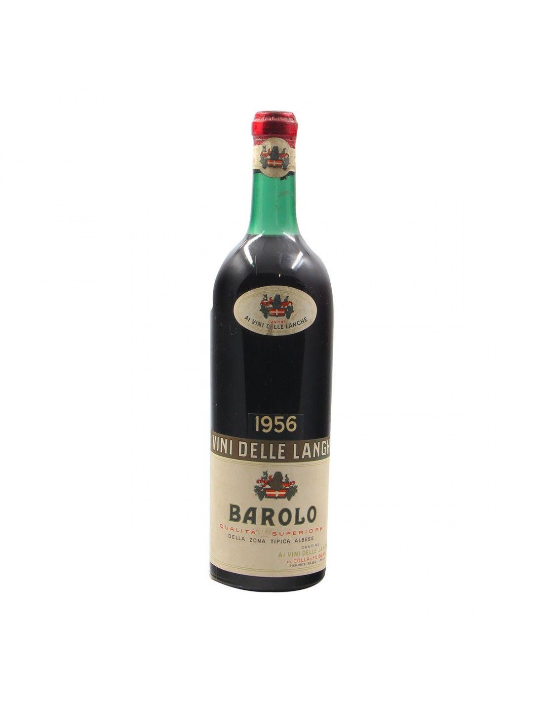 Barolo 1956 CANTINA VINI DELLE LANGHE COLLA FILIBERTO GRANDI