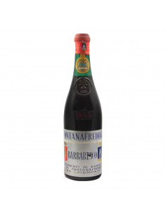 fontanafredda Barbaresco Clear Colour (1955)