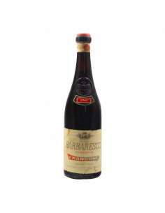 BARBARESCO RISERVA 1962 FRANCONE Grandi Bottiglie