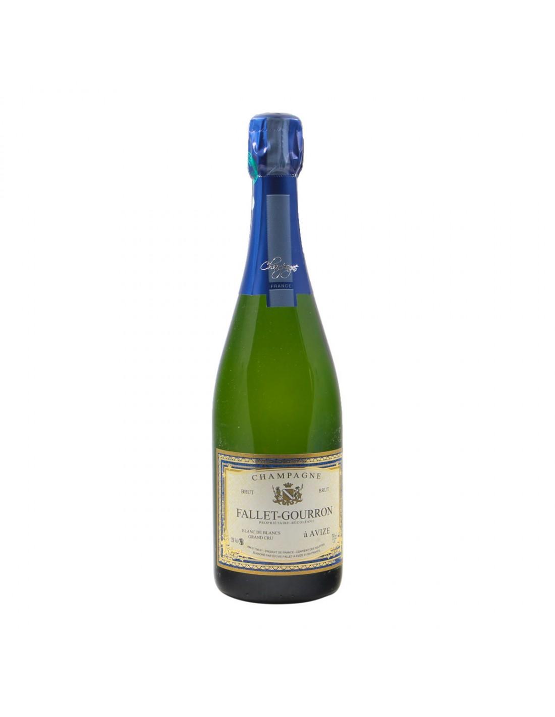 CHAMPAGNE BRUT BLANC DE BLANCS GRAND CRU NV FALLET GOURRON Grandi Bottiglie