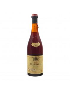 BAROLO RISERVA CLEAR COLOUR 1964 FRANCONE Grandi Bottiglie