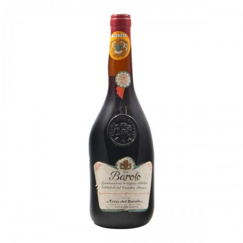 BAROLO RISERVA SPECIALE 1966 TERRE DEL BAROLO Grandi Bottiglie