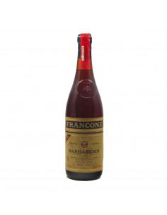 BARBARESCO 1980 FRANCONE Grandi Bottiglie